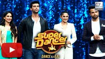 Jennifer Winget PROMOTES 'Beyhadh' On Shilpa Shetty's Super Dancer | Kushal Tandon