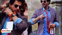 Anushka Sharma And Shahrukh Khan Dance Crazily On The Streets Of Lisbon!