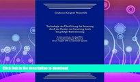 READ  Technologie der Überführung der Steuerung durch das Denken  zur Steuerung durch die