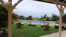 Les pluies torrentielles de la tempête Matthew en Martinique vue des réseaux sociaux