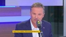 """Nicolas Dupont-Aignan reproche à Nicolas Sarkozy, """"beaucoup de paroles"""", mais """"pas d'actes qui suivent"""""""