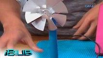 iBilib throwback: CD fan project
