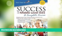 Big Deals  Success on the Middle Level ISEE: A Complete Course  Best Seller Books Most Wanted