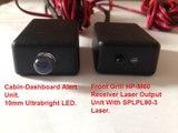HP-M60 Laser Jammer. x1 Unit Jamming Ultralyte Lidar Gun..