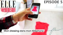 Flair, dénicheur d'idées - Mon dressing dans mon téléphone | Episode 5 en exclu sur ELLE Girl, avec Valérie Chauffour et Adeline Auguin (Cofondatrices de l'application Clothe to me) et Delphine Bourdet (Professeur de Yoga et de Sophrologie)
