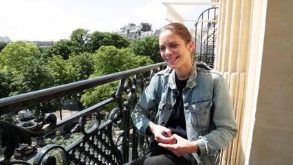 """Interview """"Allongez-vous"""" avec Clara 3000"""
