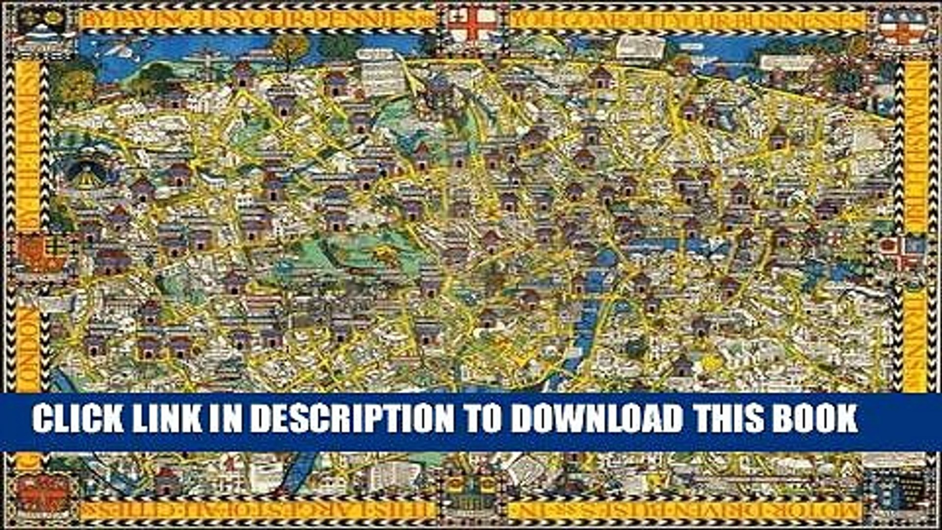 [PDF] Gill s Wonderground Map of London Town, 1914 Full Colection