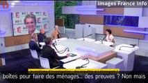 Rachida Dati se paie méchamment Élise Lucet