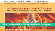 [Read PDF] Merchants of Grain: The Power and Profits of the Five Giant Companies at the Center of