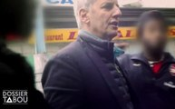 L'agression de Bernard de la Villardière sur le tournage de l'émission Dossier Tabou à Sevran