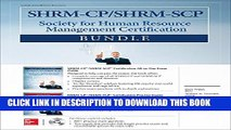 [PDF] SHRM-CP/SHRM-SCP Certification Bundle (All-In-One) Popular Colection