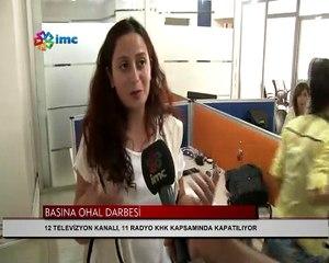 İMC TV Diyarbakır Bürosu anlattı