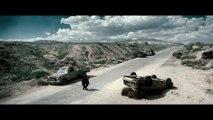 Terminator Salvation / John Connor Hacks A Moto-Terminator