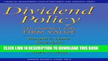 [PDF] Dividend Policy: Its Impact on Firm Value Full Colection