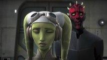 "Star Wars Rebels (Season 3) - Official ""Maul Returns"" Clip [HD]"