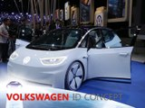Volkswagen ID Concept en direct du Mondial de Paris 2016