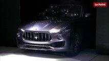 Reportage sur le SUV de Maserati : Levante.