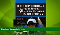 Must Have PDF  Power Tools for Literacy: Accelerated Phonics, Syllables, and Morphemes  Free Full