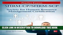[PDF] SHRM-CP/SHRM-SCP Certification Practice Exams (All in One) Full Online