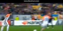 Taras Stepanenko Amazing Goal ~ Shakhtar Donetsk vs Sporting Braga 1-0 (Europa LeAGUE) 2016 -