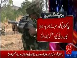 Twelve Indian Soldiers were killed in Pak Army shelling at LOC today