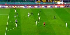 Fedor Smolov  Goal - Krasnodar 1-0 Nice 29.09.2016