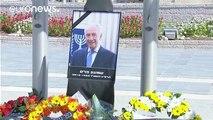 Ισραήλ: Φόρος τιμής στον Σιμόν Πέρες