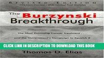 Books The Burzynski Breakthrough: The Most Promising Cancer