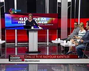 Tuncel: Bu sadece ekranların değil Türkiye'nin karartılmasıdır