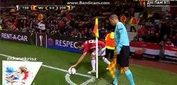 Marcus Rashford Amazing Chance - Manchester United vs Zorya Luhansk - Europa League - 29/09/2016