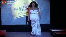 Kangana Ranaut on Ramp - Blenders Pride Fashion Tour 2012 Day 1