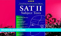 different   Everything You Need to Score High on Sat II: Subject Tests (3rd ed)