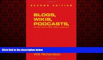 READ book  Blogs, Wikis, Podcasts, and Other Powerful Web Tools for Classrooms  FREE BOOOK ONLINE