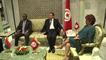 Burkina Faso Dışişleri Bakanı Alpha Barry, Tunus'ta