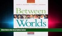book online  Between Worlds, Third Edition: Access to Second Language Acquisition
