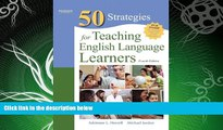 FAVORITE BOOK  Fifty Strategies for Teaching English Language Learners (4th Edition) (Teaching