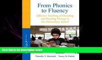 complete  From Phonics to Fluency: Effective Teaching of Decoding and Reading Fluency in the