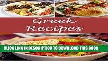 [PDF] Greek: Greek Recipes - The Very Best Greek Cookbook (Greek recipes, Greek cookbook, Greek