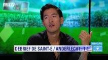 After Foot - Quand Leboeuf lâche dans l'After une drôle d'anecdote sur Fifa et le prince du Qatar