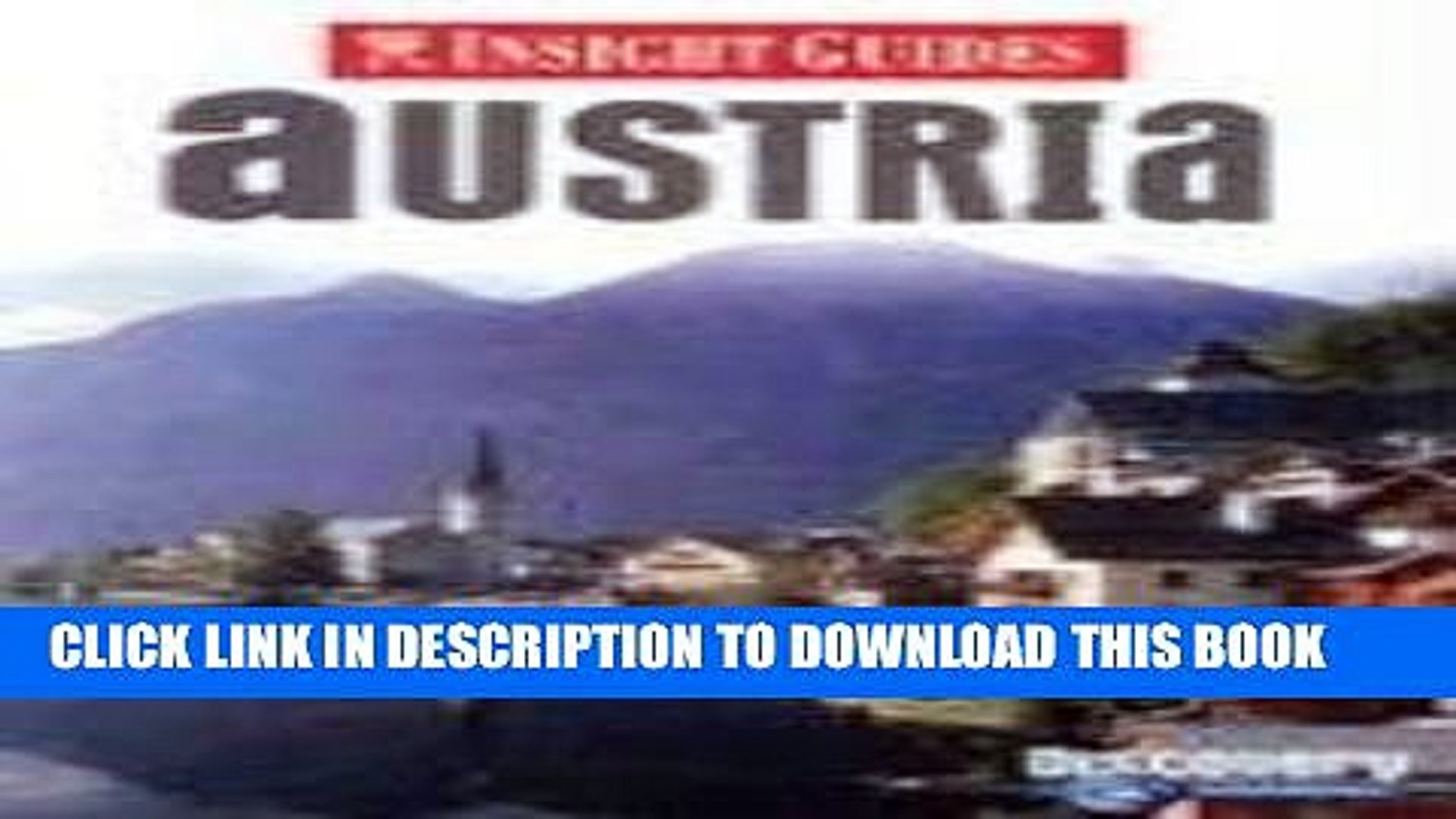 [New] Insight Guides Austria (Insight Guide Austria) Exclusive Full Ebook
