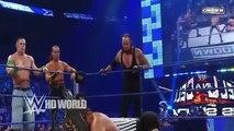 John Cena , DX & Undertaker VS CM Punk , Randy Orton & Legacy