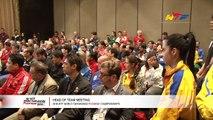HEAD OF TEAM MEETING | 2016 WTF WORLD TAEKWONDO POOMSAE CHAMPIONSHIPS