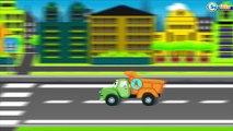 Мультики про Машинки: Эвакуатор, Полицейская машина, Гоночные машины Мультфильмы для детей