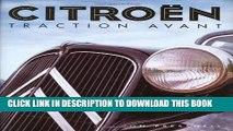 [PDF] Citroen Traction Avant Popular Online
