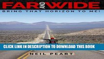 [PDF] Far and Wide: Bring That Horizon to Me! Popular Colection