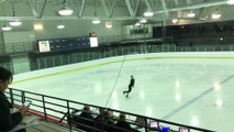 2016-09-29 Skate Canada Autumn Classic - Yuzuru Hanyu Cool Down 01