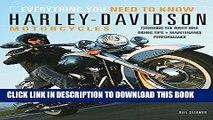 PDF] Harley-Davidson Motorcycles: Everything You Need to