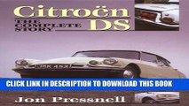 [PDF] Citroen DS: The Complete Story Full Colection