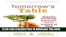 Collection Book Tomorrow s Table: Organic Farming, Genetics, and the Future of Food