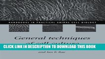PDF General Techniques of Cell Culture (Handbooks in
